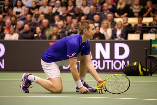 Jonathan Marray - tennis boksen 2015